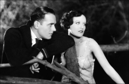 William Haines and Joan Crawford in West Point (1928)