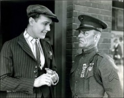 "William Haines and Lon Chaney ""Tell it to the Marines"""